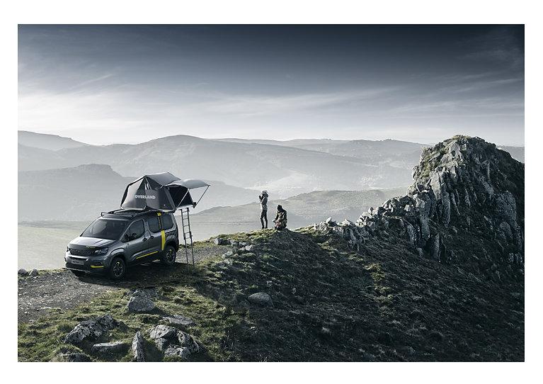 Peugeot Concept Rifter