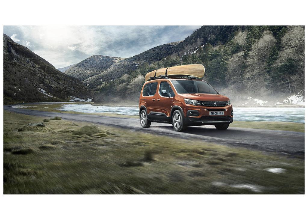 Peugeot Rifer / Campagne Print